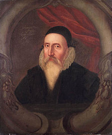 John Dee - Ashmolean Collection - British Museum